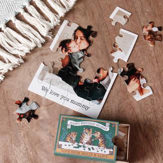 No Ordinary Gift Photo Jigsaw Matchbox Puzzle