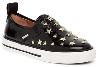RED Valentino Star Studded Slip-On Sneaker