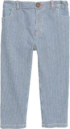 Boden Mini Ticking Stripe Chino Pants