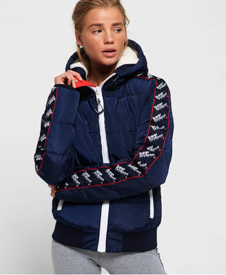 Superdry Streetwear Repeat Puffer Jacket