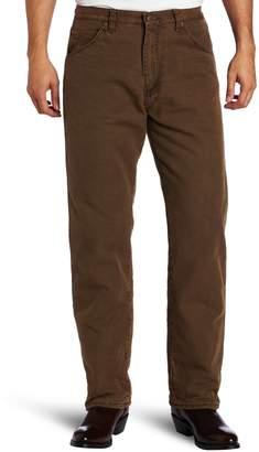 Wrangler Men's Rugged Wear Woodland Thermal Jean