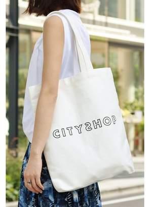 CITYSHOP (シティショップ) - CITYSHOP キャンバスショッパー