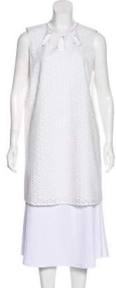 Jenni Kayne Embroidered Mini Dress w/ Tags