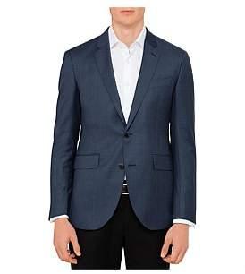Hackett London Wool Sharkskin Core Jacket