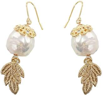 Farra - Freshwater Pearls Earrings