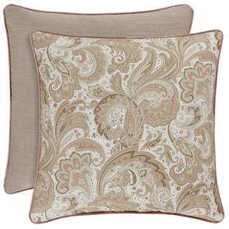 "J Queen New York Caitlin 20"" Sqaure Collection Decorative Pillow"