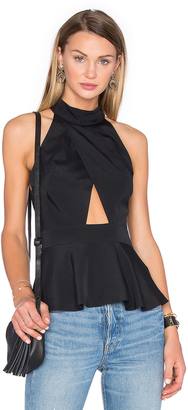 House of Harlow x REVOLVE Camilla Halter $140 thestylecure.com