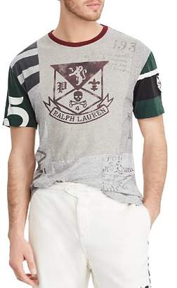 Polo Ralph Lauren Polo Classic Fit Patchwork Tee