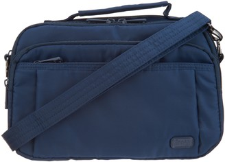 Lug Top Handle Crossbody Bag - Scoop