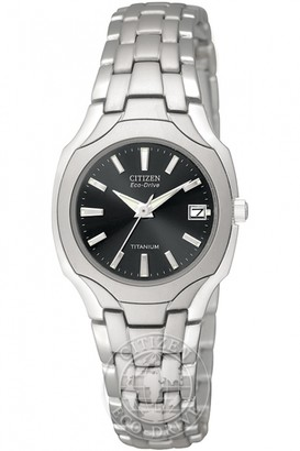 Citizen Ladies Titanium Titanium Watch EW1400-53H