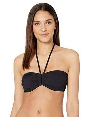 Seafolly Women's DD U Tube Bandeau Bikini Top Swimsuit