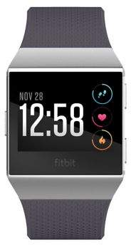Fitbit Ionic Water Resistant Digital Smartwatch