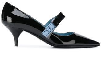 Prada mid-heel pumps