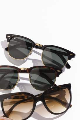 Next Womens Ray-Ban Black Clubmaster Sunglasses