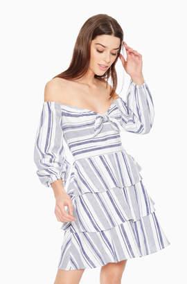 Parker Bahama Striped Dress