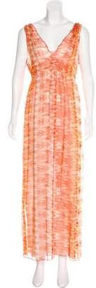 Joie Silk Maxi Dress
