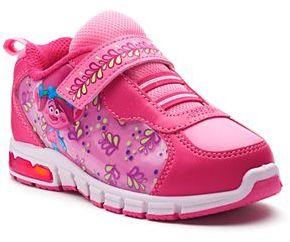DreamWorks Trolls Poppy Toddler Girls' Light-Up Sneakers $29.99 thestylecure.com