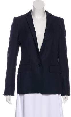 Stella McCartney Wool Structured Blazer