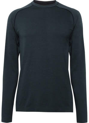 Lululemon Metal Vent Tech Ls Stretch-Jersey T-Shirt