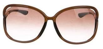 adf69c064c Tom Ford Raquel Oversize Sunglasses