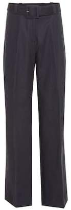 Oscar de la Renta Cotton trousers