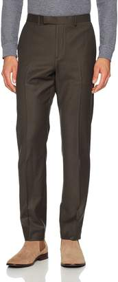 Theory Men's Flannel Suit Trouser