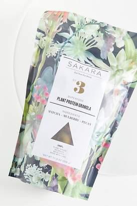 Sakara Life Plant Protein Granola