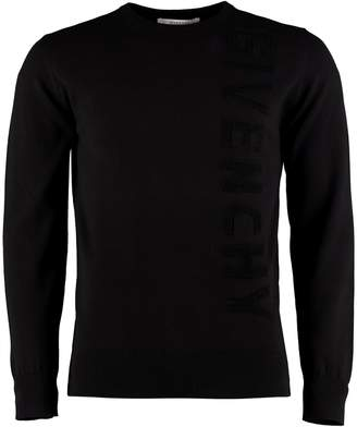 Givenchy Crew-neck Cotton Sweater