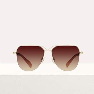 Maje Aviator sunglasses