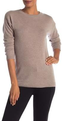 Catherine Malandrino Crew Neck Cashmere Long Sleeve Sweater