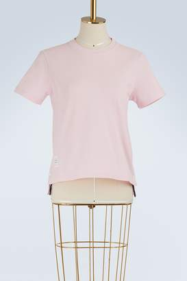Thom Browne T-shirt with back stripe