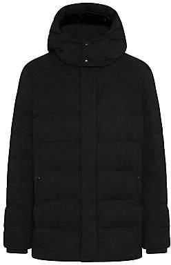 Woolrich Men's Sierra Hooded Down Puff Jacket