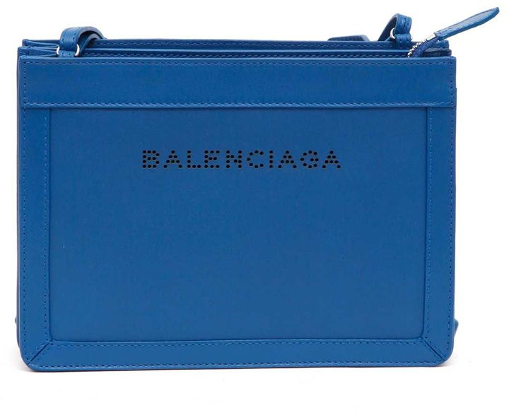 Balenciaga  Balenciaga Small 'navy' Crossbody Bag