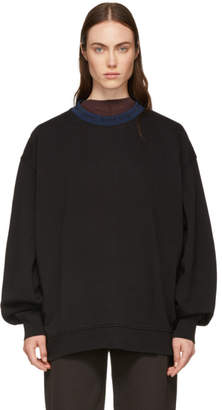 Acne Studios Black Yana Sweatshirt