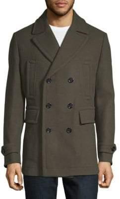 HUGO BOSS Camiel Double-Breasted Jacket