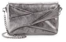Halston Grace Leather Convertible Clutch
