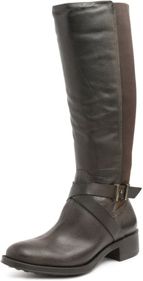 Andre Assous Seabiscuit Waterproof Leather Boot, Cognac $109 thestylecure.com