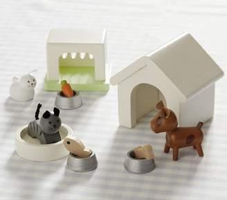Pottery Barn Kids Dollhouse Pet Set