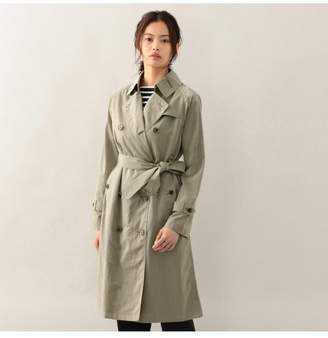 Sanyo (サンヨー) - SANYO COAT <Spring Coat>ナイロンワッシャーダブルトレンチコート