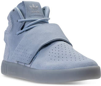 adidas Women's Tubular Invader Strap Casual Sneakers from Finish Line