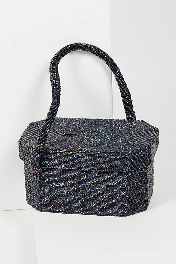 Beaded Box Bag by Free People