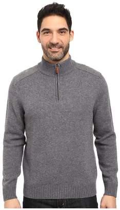 Vineyard Vines Felt Shoulder 1/4 Zip Men's Clothing