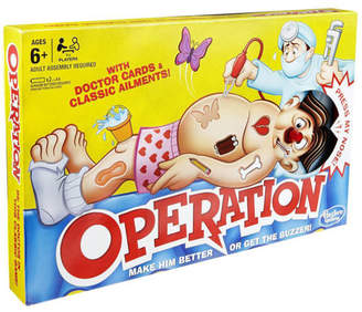 Hasbro Gaming Classic Operation