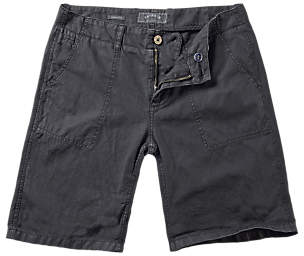 Fat Face Cargo Shorts, Grey