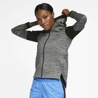 fded4818bd6a Nike Women s Full-Zip Basketball Hoodie Dri-FIT Spotlight