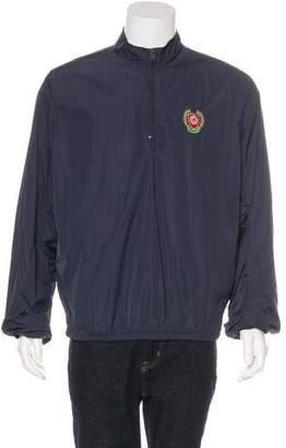 Yeezy 2017 Half-Zip Crest Jacket
