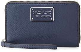 MARC by Marc Jacobs New Too Hot To Handle Wingman Wristlet Wallet, Amalfi Coast $148 thestylecure.com