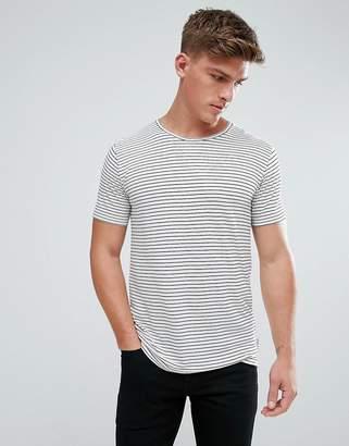 Bellfield T-Shirt In Stripe