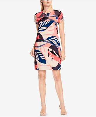 Vince Camuto Printed Shift Dress $129 thestylecure.com