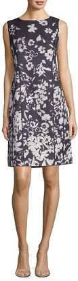 Lafayette 148 New York Women's Evelyn Floral Dress